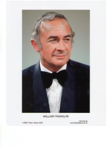 William Franklyn, star of Hammer Horror etc